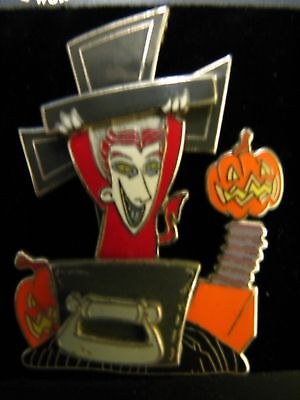 Disney Halloweentown Wishing Well Lock Jack Pin NEW](Halloween Town Theme Park)