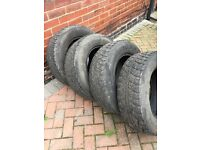 4x4 tyres A/T 235/70/16