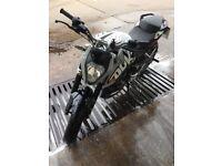 KTM 125 cc Duke