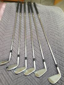 Mizuno MP59 forged irons -REDUCED