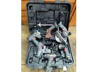 Electric tools set