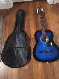 Guitar- beginners VGC. Good present for younger person