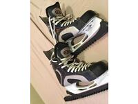 Easton Size 8 Ice skates