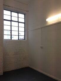 Current studio availabilty in 3-5 & 7-17 Latona Road, Peckham SE15 6RX suitable Artists/Creatives