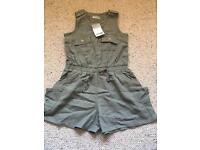 Next Girls Playsuit Brand New with tag size 4-5 years