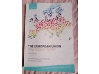 The European Union – How does it work?