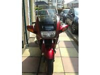 HONDA PAN EUROPEAN ST1100, ABS, TCS, Central Braking System, For Sale. She Just Will Not Stop