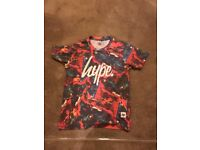Boys Hype tshirt Age 13 years
