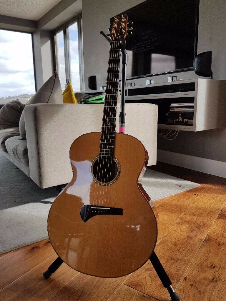 Tanglewood TSR3 solid rosewood/spruce/mahogany acoustic guitar *excellent condition*