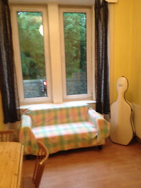 Spacious and Sunny One Bedroom Flat + Boxroom - Haymarket