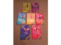 The Fun Day Fairies - Rainbow Magic Fairy books 36-42