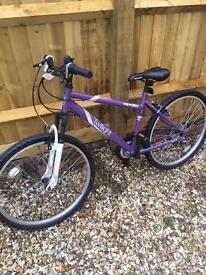 Girls bike (like new)