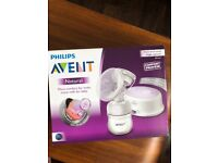 Philips Avent Electric pump, unused and unopened