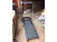 Treadmill running machine electric folding motorised running jogging walking