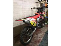 Crf450 for quick sale