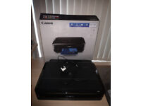 Canon IP7250 Prixma Printer, Black. For Refurbishment or spares