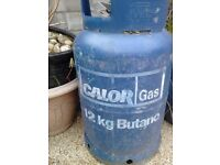 12 KG GAS CYLINDER ( WITH GAS )