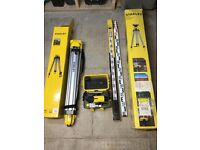 STANLEY AL-24 Automatic Levelling Kit - used once