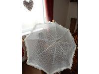 Wedding/Bridal parasol