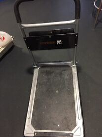 Flatbed foldable Trolley