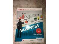 Edexcel Business A-Level Text Book