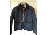 Top shop navy jacket