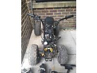 2 110cc quad bike projects
