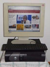 Dell Windows 7 Desktop PC