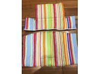 Stokke Tripp Trapp Cushion (Art Stripes) - NEW