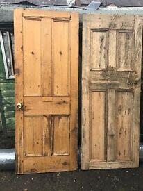 Internal Doors x 3