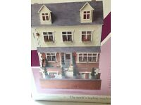 Dolls House and seperate Basement Extension Brand New