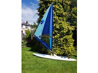 Windsurfer - Ten Cate Spacer