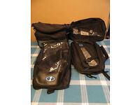 Full set of Oxford luggage inc tank bag