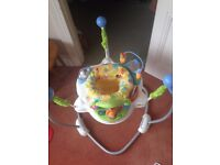 Fisher Price Jumperoo - great condition over a £100.00 new