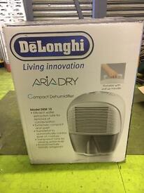 DeLonghi Dehumidifier Brand New!