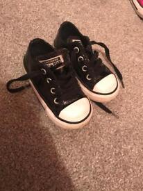 Infant Converse, Vans, Adidas Flux