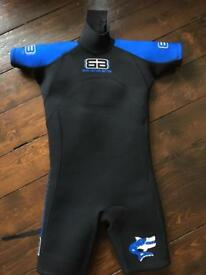 Child's shortie wetsuit