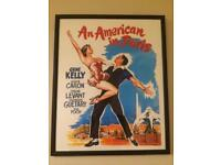 Art print 'An American in Paris'
