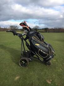 (For sale 09/02/18) **QUICK SALE** Powerkaddy freeway II - includes bag, battery and charger.