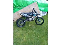 2014 Wpb 160 excellent condition £625 ono