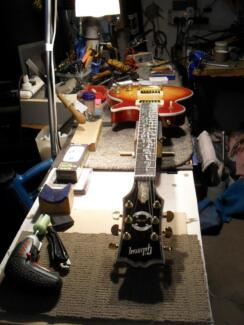 Guitar and Bass Repair and Setup Service - SOR Gosnells Gosnells Area Preview