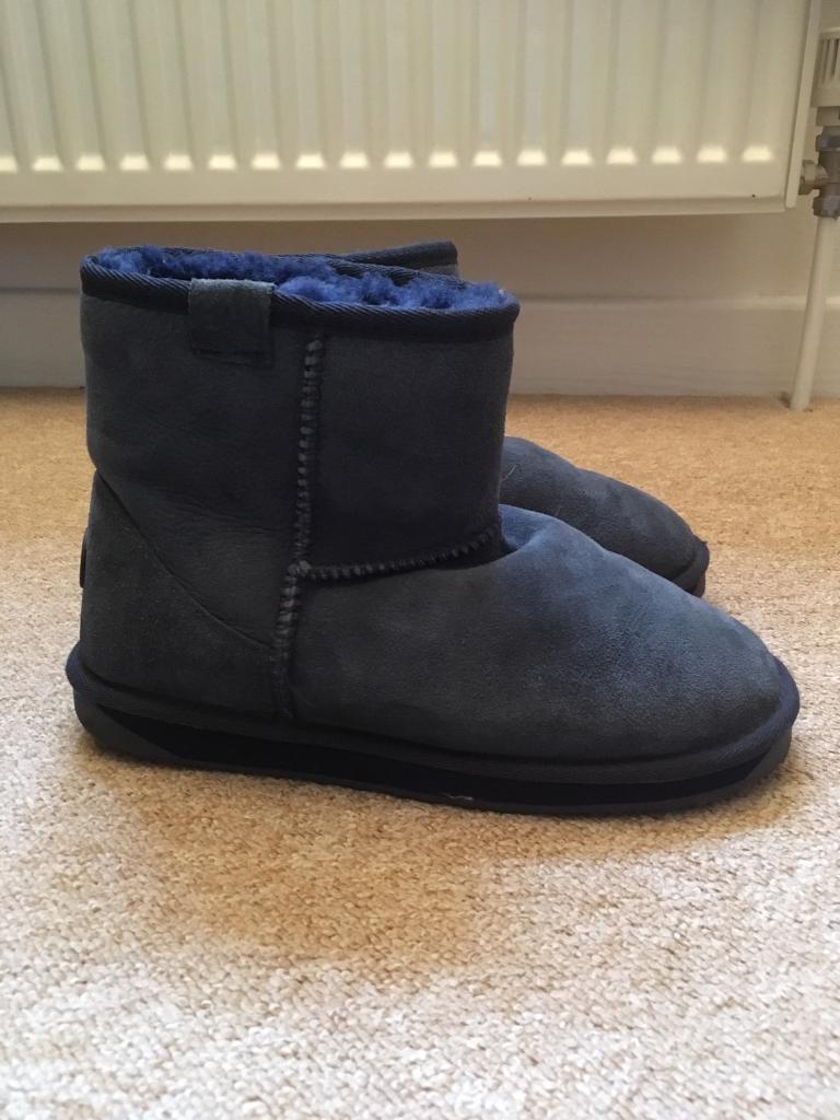 Ugg® Reykir Boots Noir Femme Waterproof doQCBsrxth