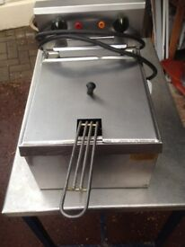 Parry Single Electric Fryer