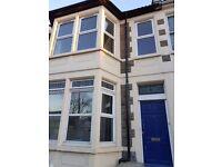 Beautiful newly refurbished 4 bedroom maisonette in Bishopston.