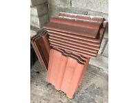 22 roof tiles great condition