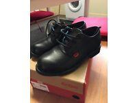 Kickers - Girls -school shoes size 1 £35