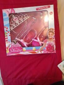 Brand new Barbie set