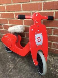 Balance bike / scooter