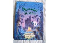 Spooky Stories - Large Hardback Book
