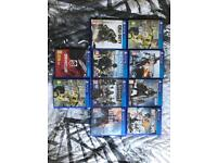 PS4 games bundle - PLENTY TO PICK FROM -